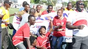Shabana FC fans at Camp Toyoyo.