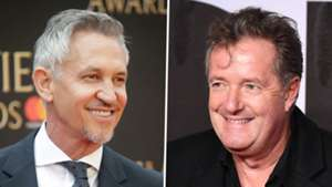 Gary Lineker & Piers Morgan in Brexit Twitter feud - refereed by Ricky Gervais