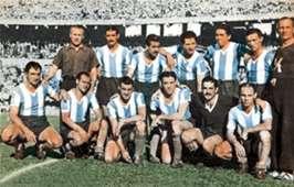 Argentina Copa America 1946