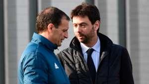 Agnelli Allegri - Juventus