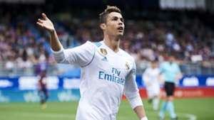 Cristiano Ronaldo Eibar Real Madrid 10032018