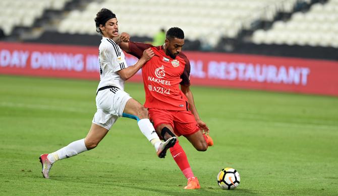 UAE Arabian Gulf League - Al Ahli vs. Al Jazira
