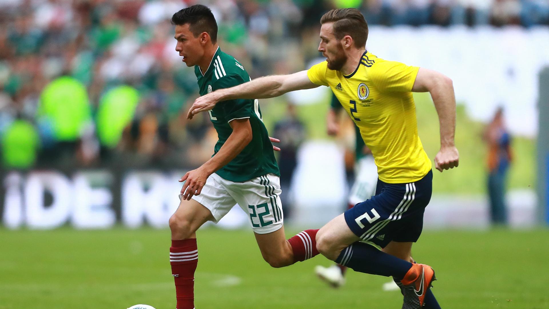 Hirving Lozano México
