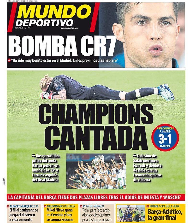 Mundo Deportivo 27/5