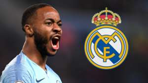 Raheem Sterling, Real Madrid logo