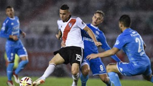 Santos Borre River Racing Copa Libertadores Octavos de final