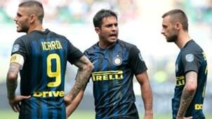Mauro Icardi Eder Inter Sassuolo Serie A