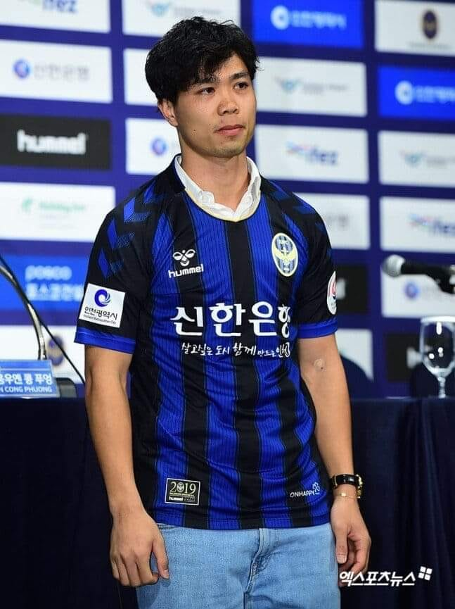 Cong Phuong Incheon United K.League 2019