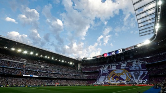 Mosaic Santiago Bernabeu Real Madrid Barcelona