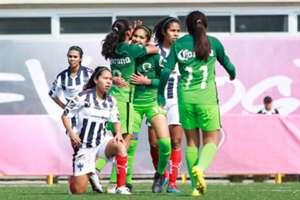 Monterrey v América Liga Femenil MX