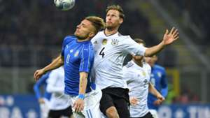 Immobile Howedes Italy Germany