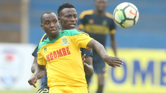 Mathare United v Wazito