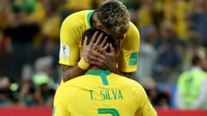 Thiago Silva Brasil I 27 06 18 I Copa do Mundo