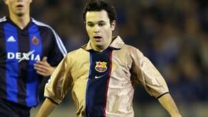 Iniesta 2002/2003
