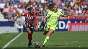 Femenino: Atletico Barcelona