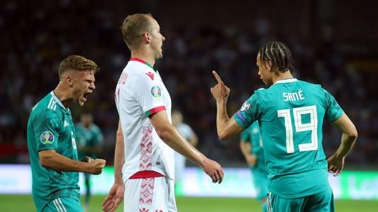 Deutschland Weißrussland Tore