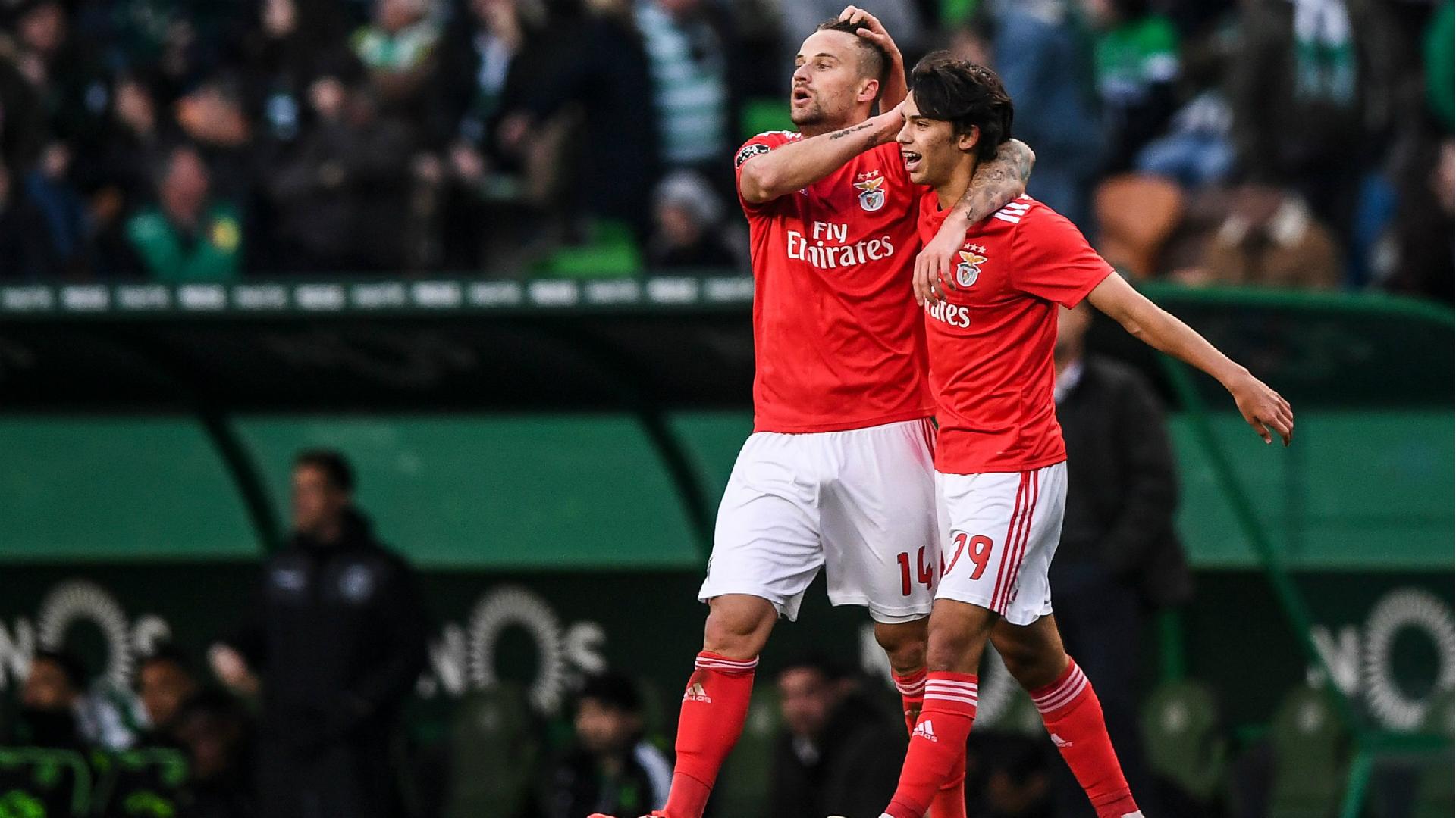João Felix Haris Seferovic Benfica