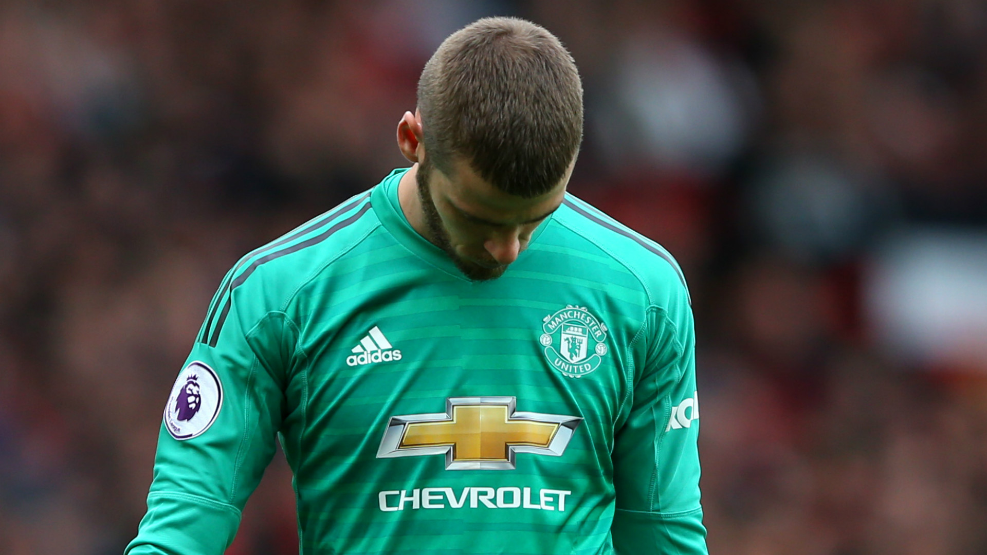 The stats that shame Man Utd goalkeeper David de Gea