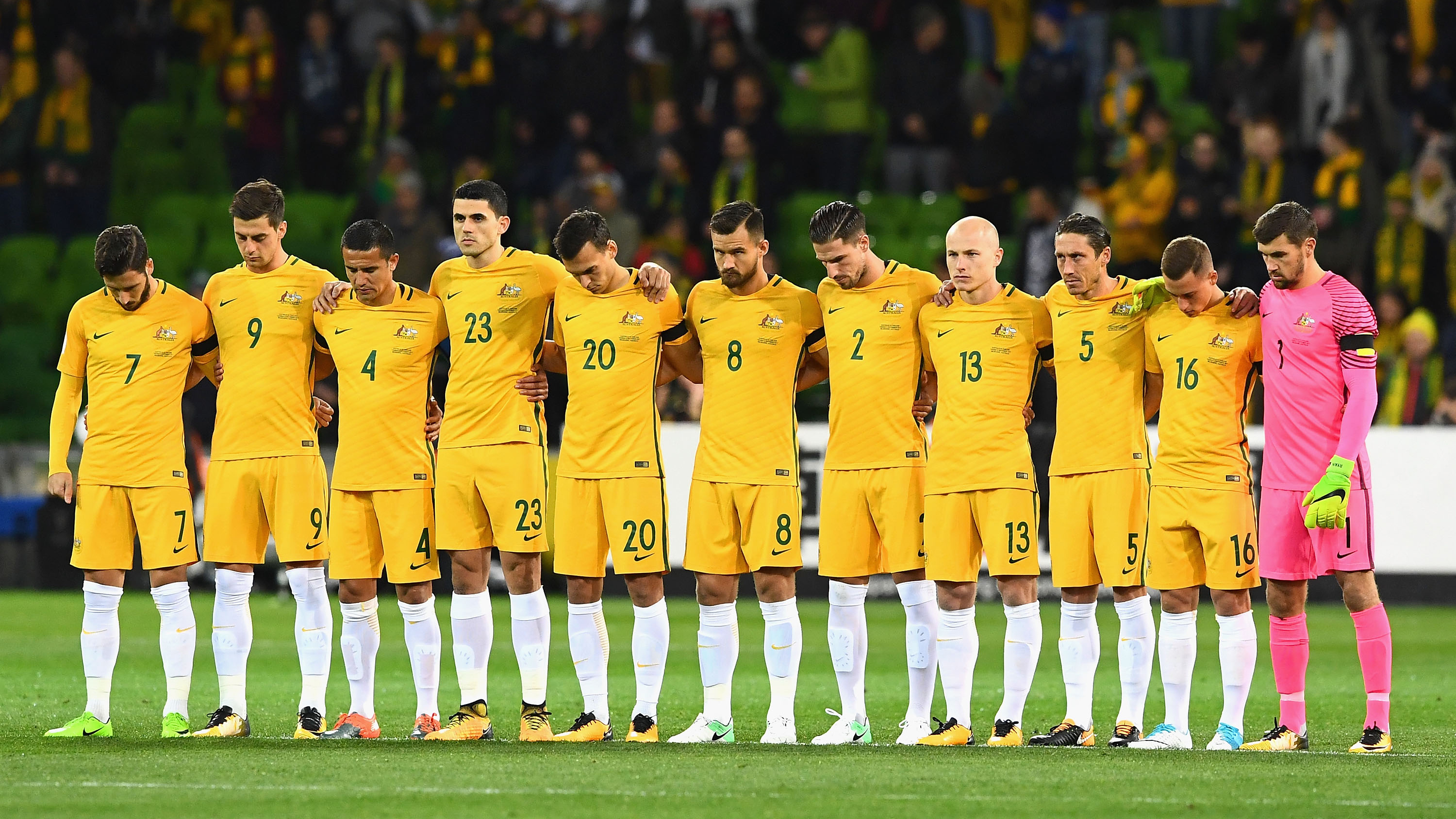 Socceroos to play Syria World Cup qualifier playoff in Malaysia