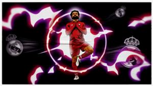 Mohamed Salah Liverpool GFX