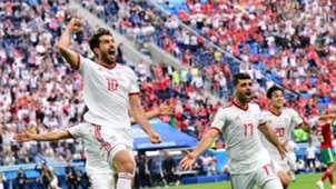 Morocco Iran World Cup 2018
