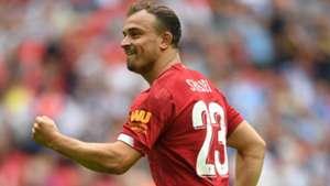 Shaqiri drops transfer hint as Swiss star seeks 'solution' to Liverpool struggle