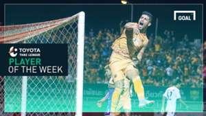 Toyota Thai League Player of the Week 30 : เนลสัน โบนิญา