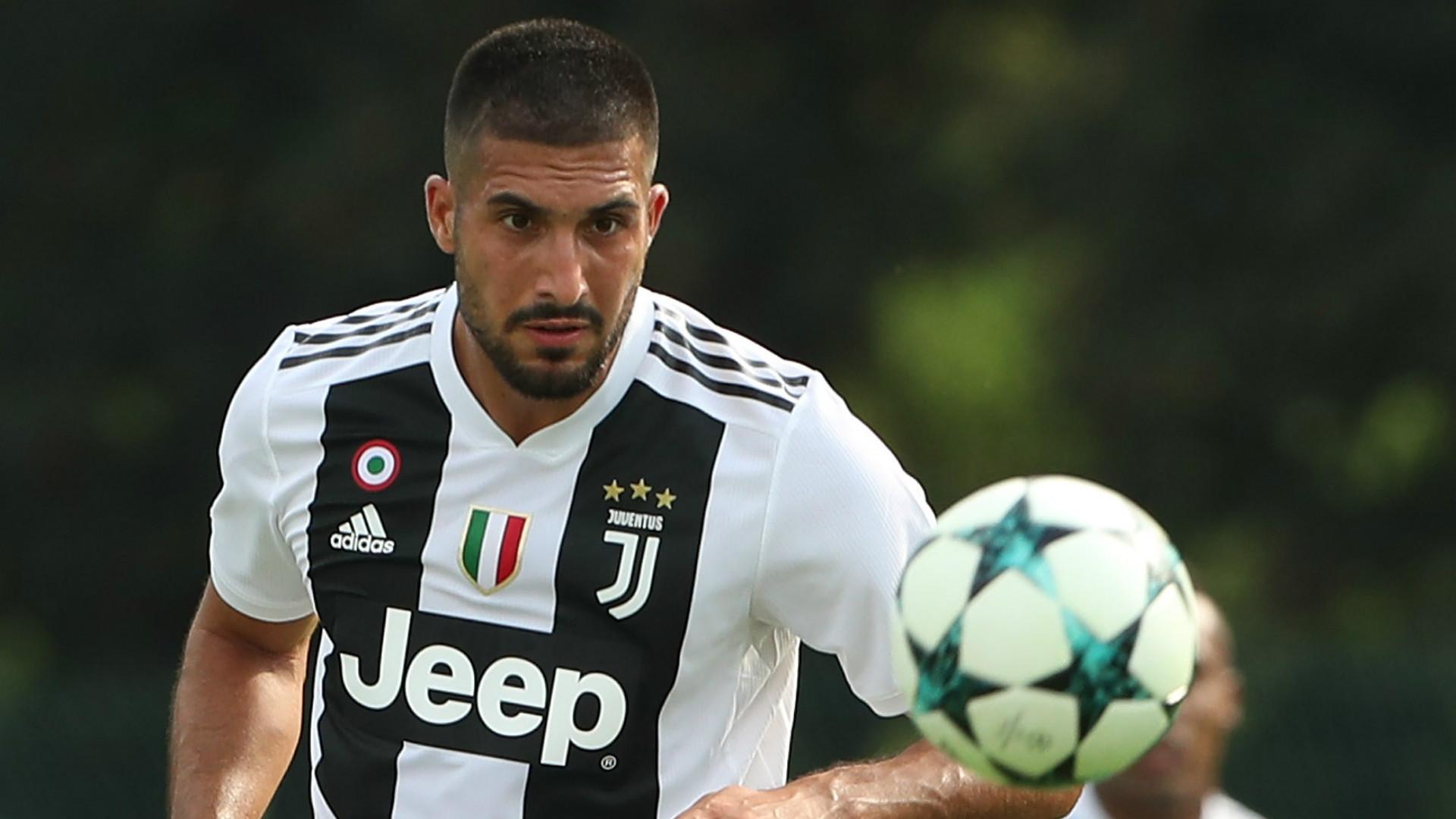 Emre Can Juventus 2018-19