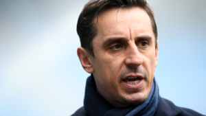 'A fly attacking an elephant!' - Neville clashes with ex-Man Utd team-mate & fans over 'Glazers Out' protests