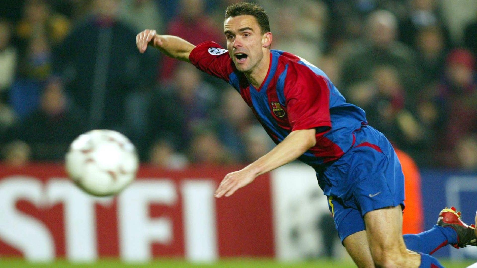 Overmars Barcellona 2003