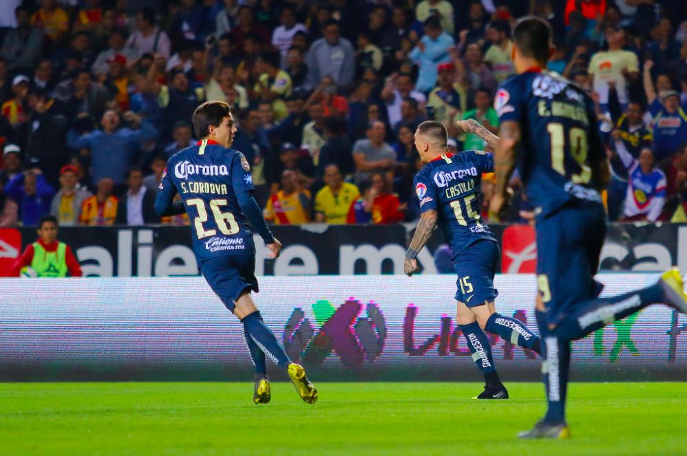 América Morelia Clausura 2019
