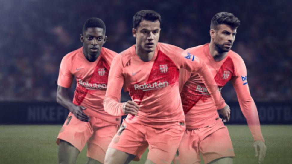 Terza Maglia FC Barcelona nazionali