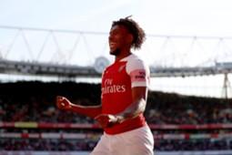 Iwobi Arsenal
