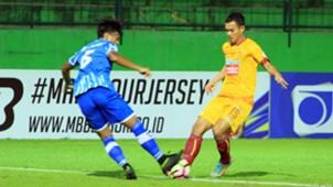 Maldini Pali - Sriwijaya FC & Persiba Balikpapan