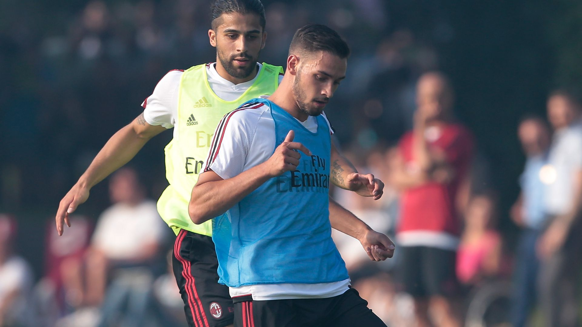 Juve-Milan, tra De Sciglio e Cuadrado spunta Suso