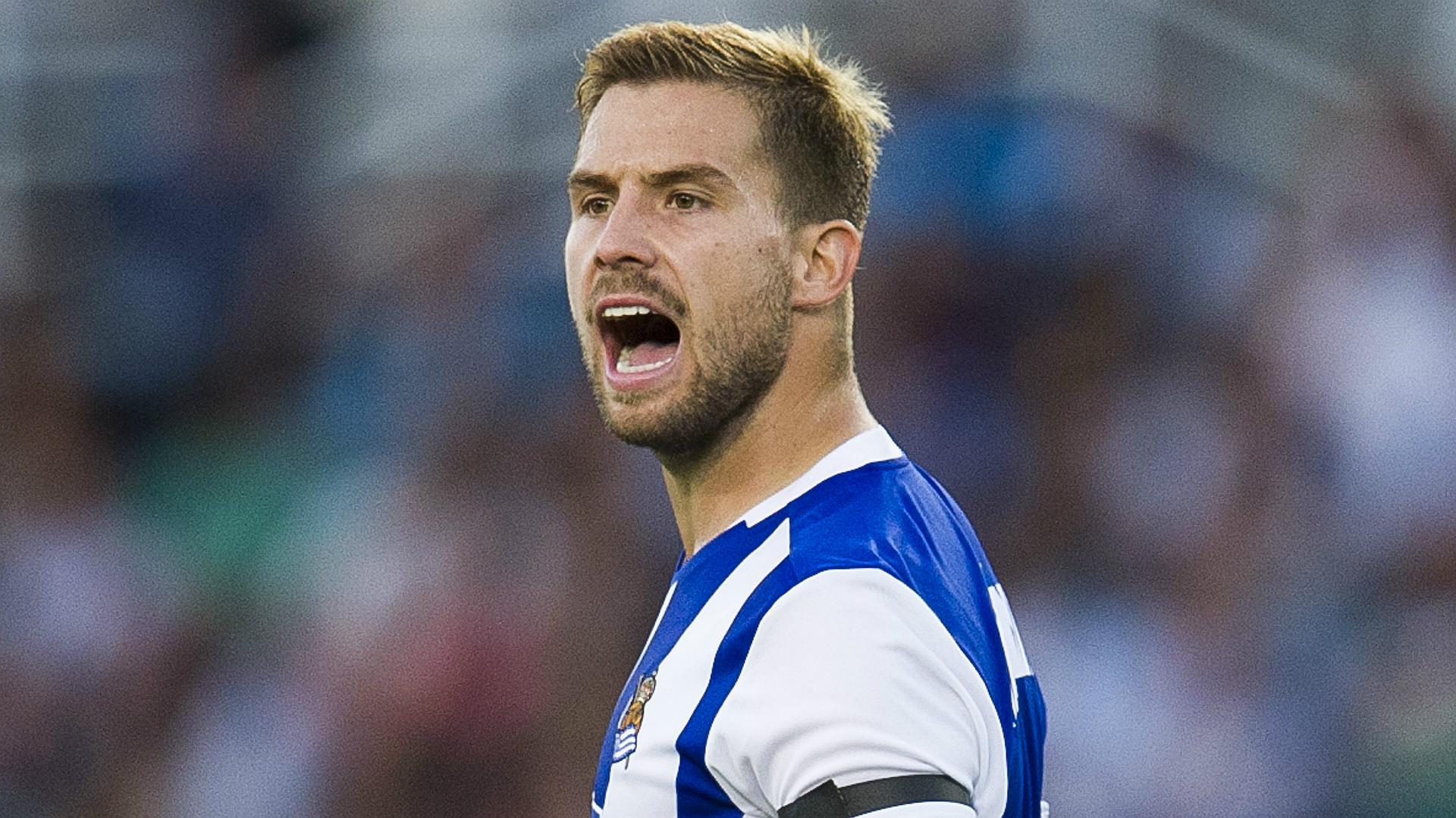Iñigo Martinez Real Sociedad