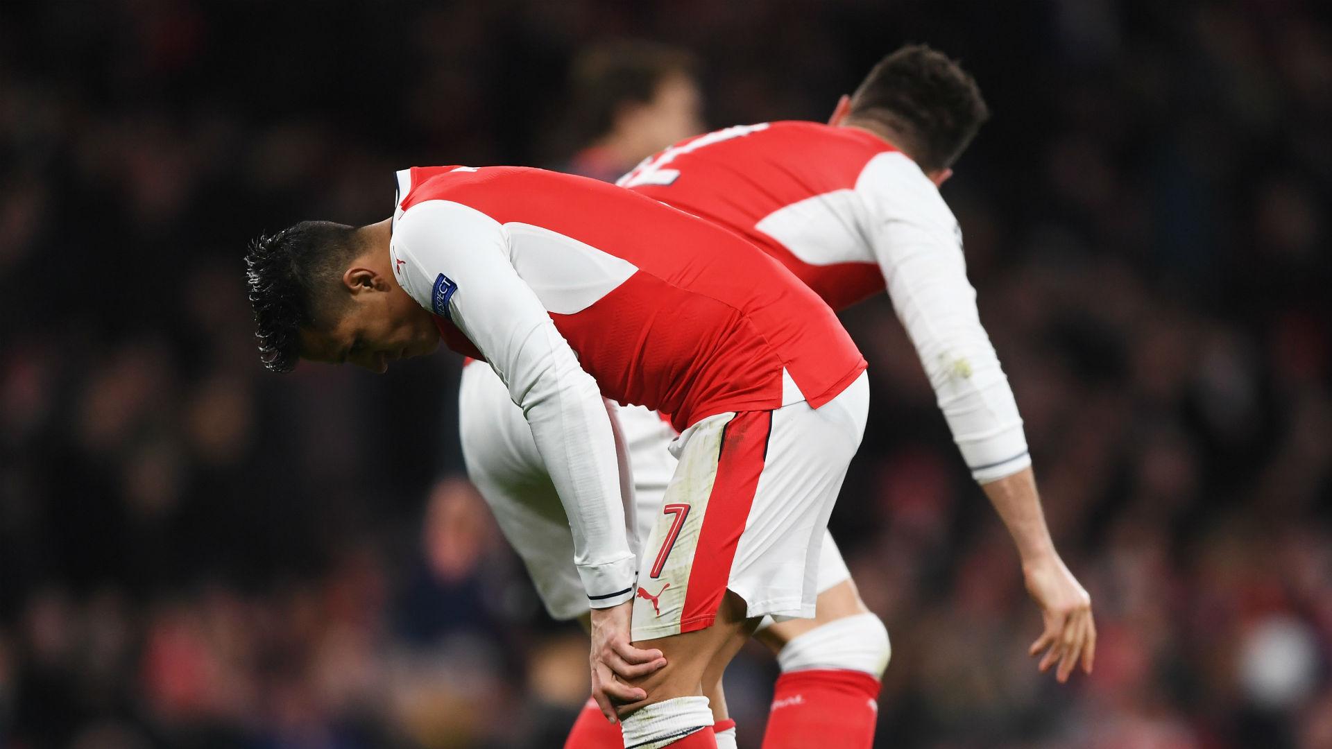 Alexis Sanchez Arsenal 07032017