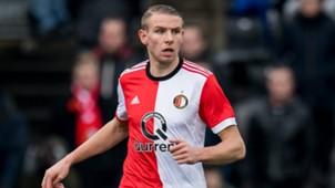 Sven van de Beek Feyenoord