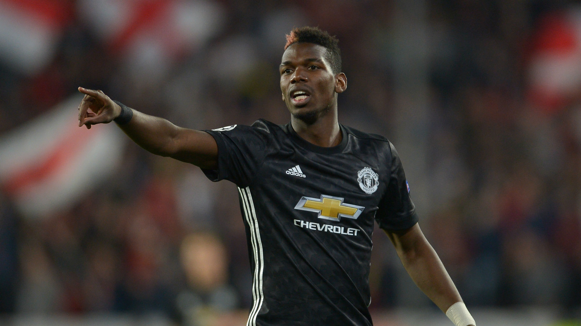 Paul Pogba Manchester United 21022018