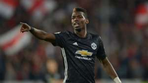 Paul Pogba Manchester United 21022018