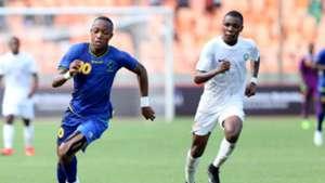 Golden Eaglets vs. Tanzania - Afcon U17