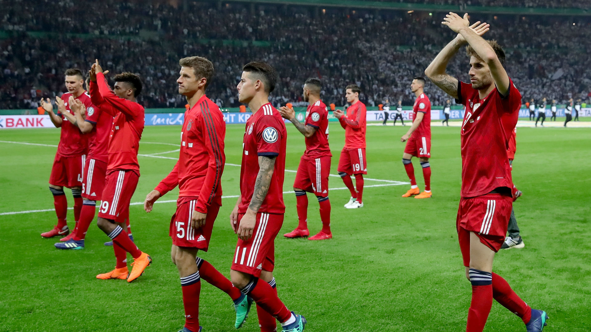 Jupp Heynckes Classifies Bayern Munichs Eintracht Frankfurt Snub As A Misunderstanding Goal Com