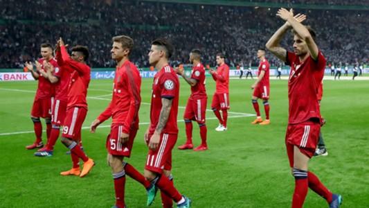Bayern Munich DFB Pokal 2018