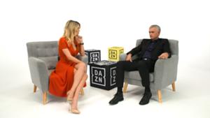 Jose Mourinho DAZN