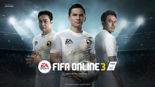 FIFA Online 3 - Thai Legends