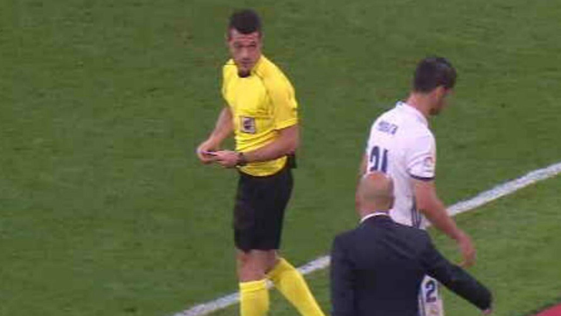 Polveriera Real: Morata non prende bene il cambio di Zidane