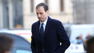 Massimiliano Allegri Davide Astori Funeral