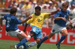 Romario Brazil Italia USA 94