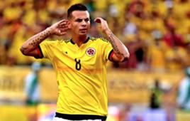 Edwin Cardona Selección colombiana 081217