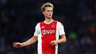 Frenkie de Jong Ajax